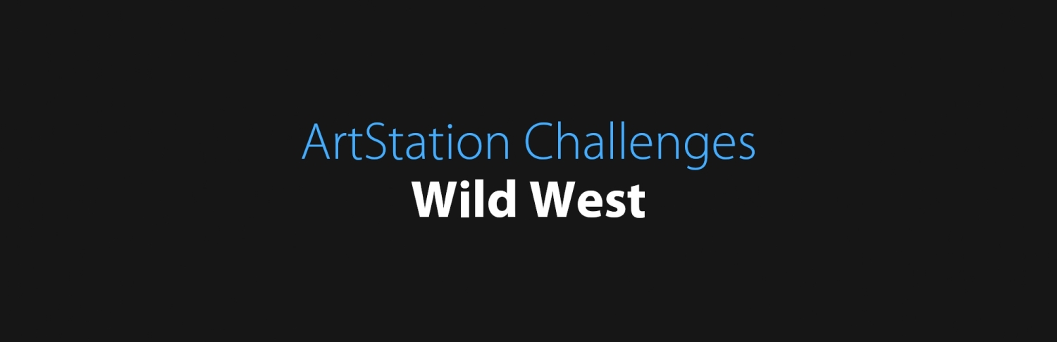 ArtStation Challenges Wild West